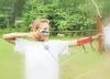alexa with arrow