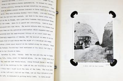 """ER Burroughs """"Self-Published"""" Book"""
