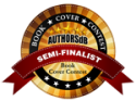 2013 AuthorsdB best book cover semi-finalist
