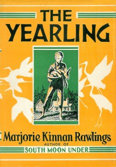 Cover_of_The_Yearling_1938_Original