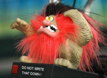 generic troll doll