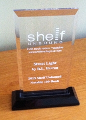 shelf unbound award